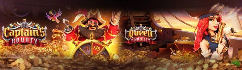 Captain Bounty- Queen of Bounty